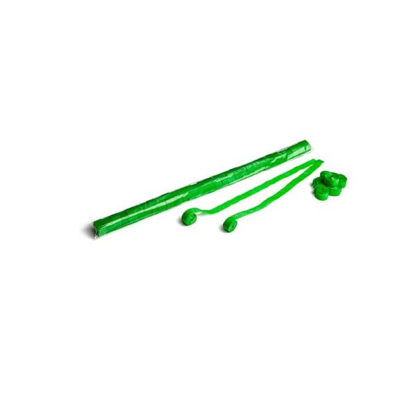 Luftschlangen/Streamer Hellgrün, 15mm, 10m