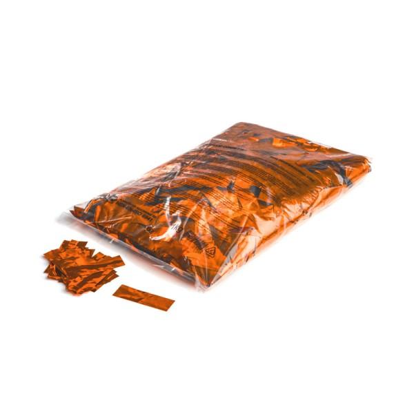 »slowfall« Konfetti Orange (metallic), 55x17mm, 1kg