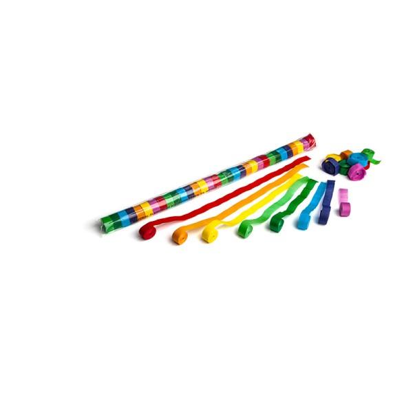 Luftschlangen/Streamer Multicolor, 15mm, 10m