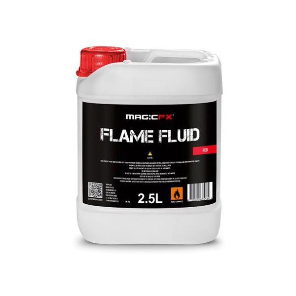 MAGIC FX, Flame Fluid Rot 2,5L