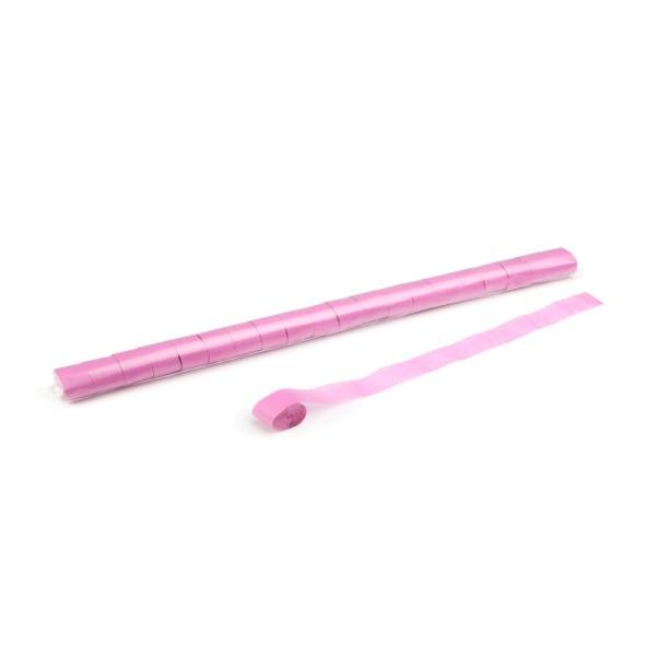 Luftschlangen/Streamer Pink, 25mm, 10m