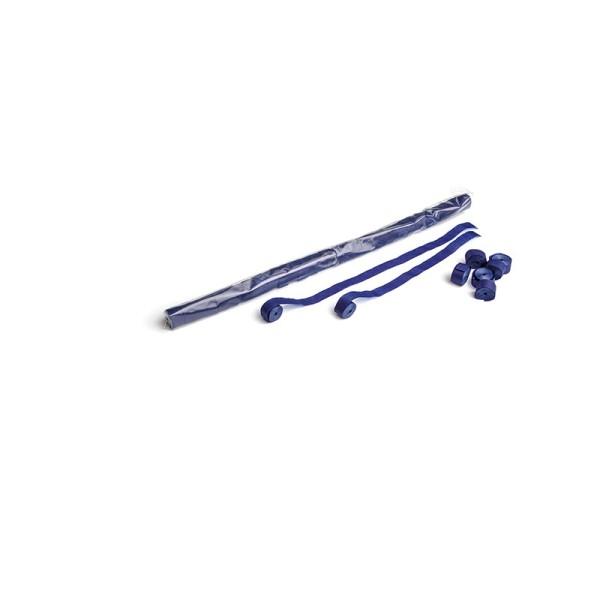 Luftschlangen/Streamer Blau, 15mm, 10m