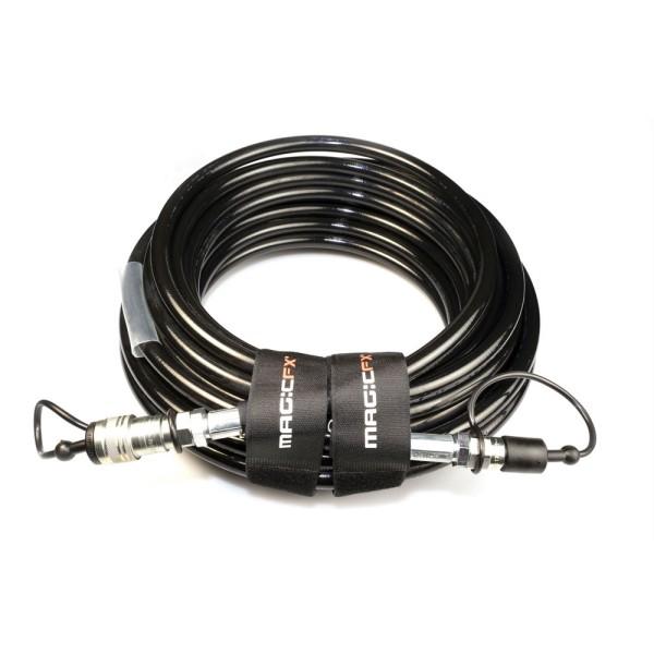 MAGIC FX, Flexibler CO² Hochdruck-Schlauch 3/8, 15m