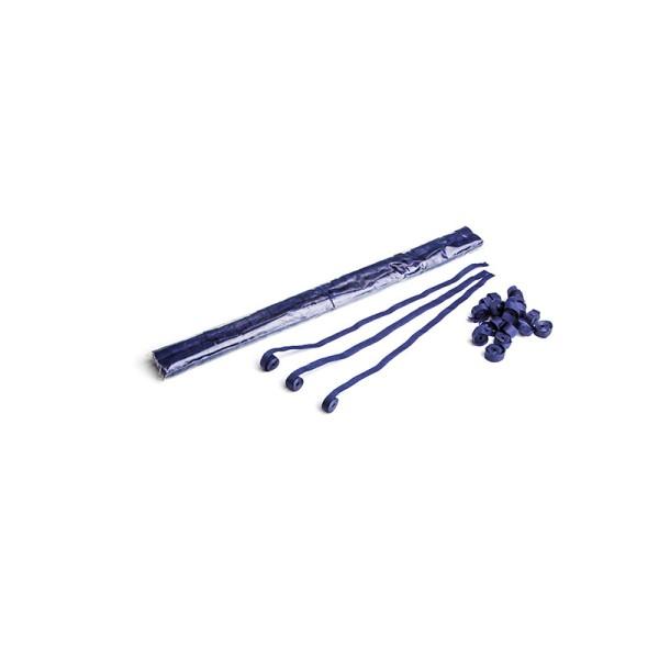 Luftschlangen/Streamer Blau, 8,5mm, 5m