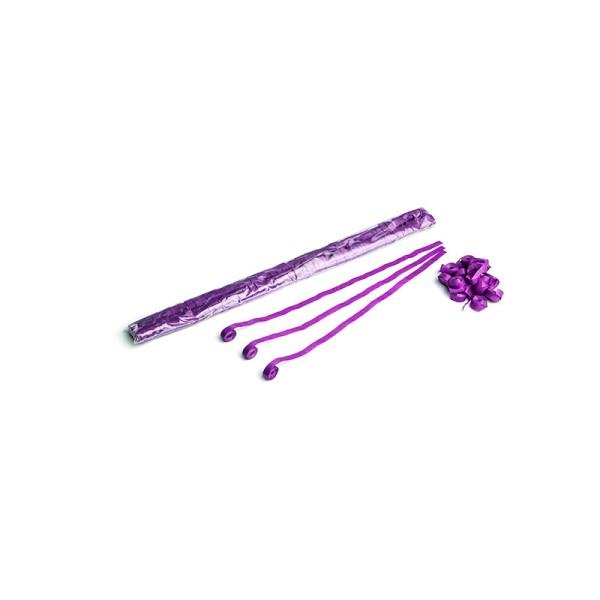 Luftschlangen/Streamer Lila, 8,5mm, 5m