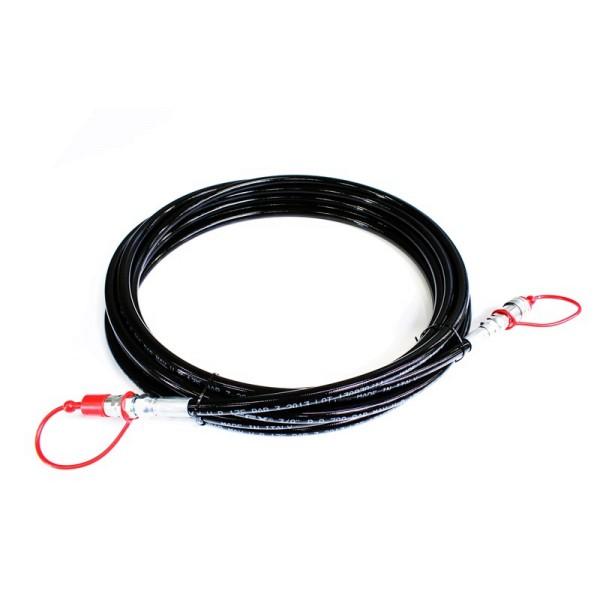 Flexibler CO² Hochdruck-Schlauch, 6m