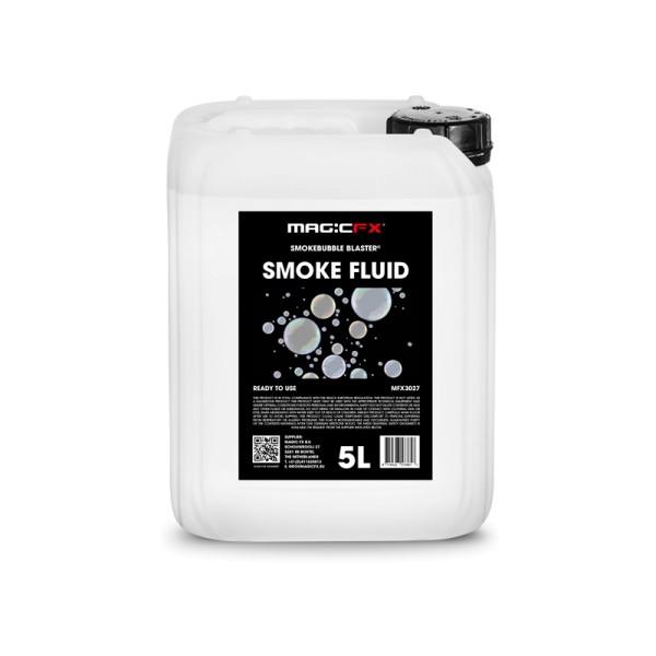 MAGIC FX, Smokebubble Blaster, Smoke Fluid, 5L