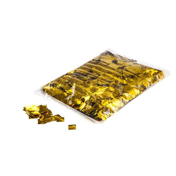 »slowfall« Konfetti Gold (metallic), 17x17mm, 1kg