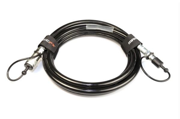 MAGIC FX, Flexibler CO² Hochdruck-Schlauch 3/8, 5m
