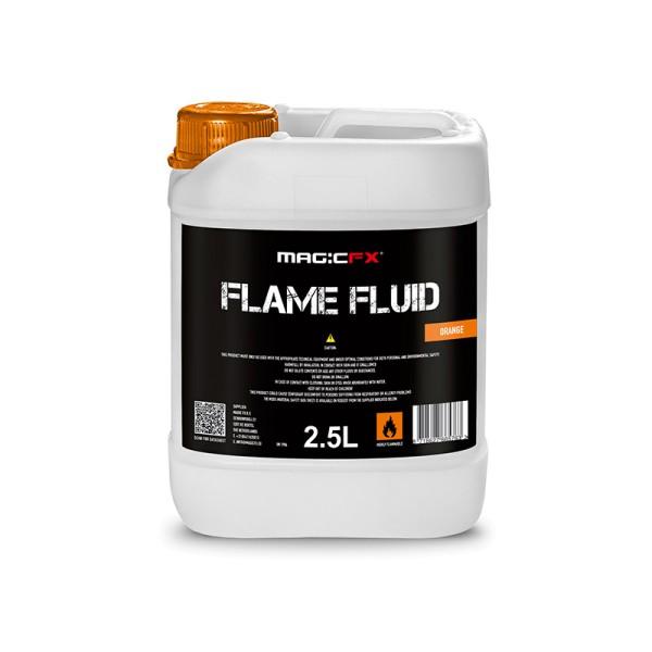 MAGIC FX, Flame Fluid Orange 2,5L