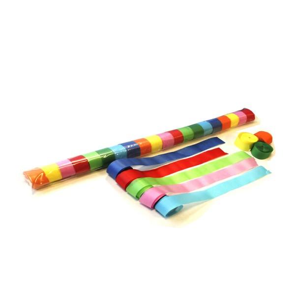 Luftschlangen/Streamer Multicolor, 25mm, 10m