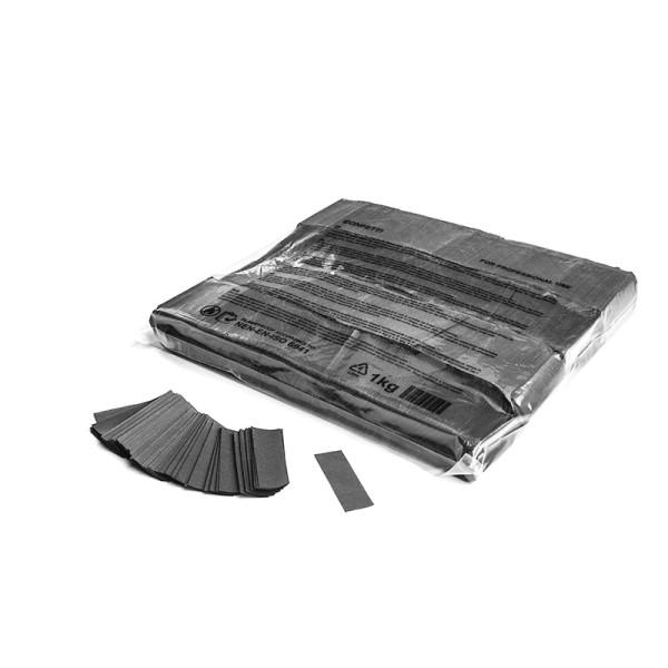 »slowfall« Konfetti Grau, 55x17mm, 1kg