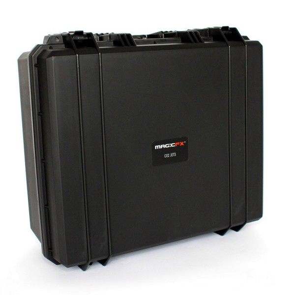 MAGIC FX, Case for 2 CO² JETS