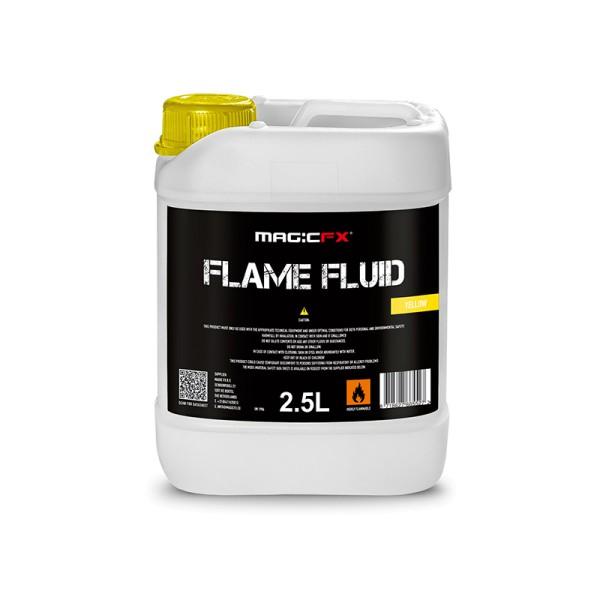 MAGIC FX, Flame Fluid Gelb 2,5L