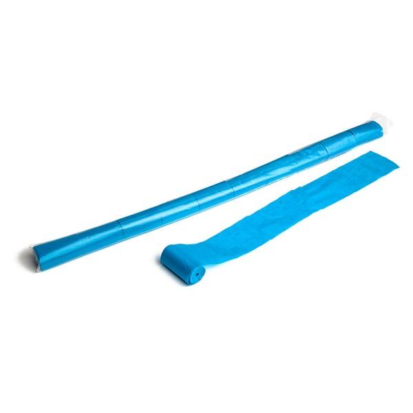 Luftschlangen/Streamer Hellblau, 50mm, 10m