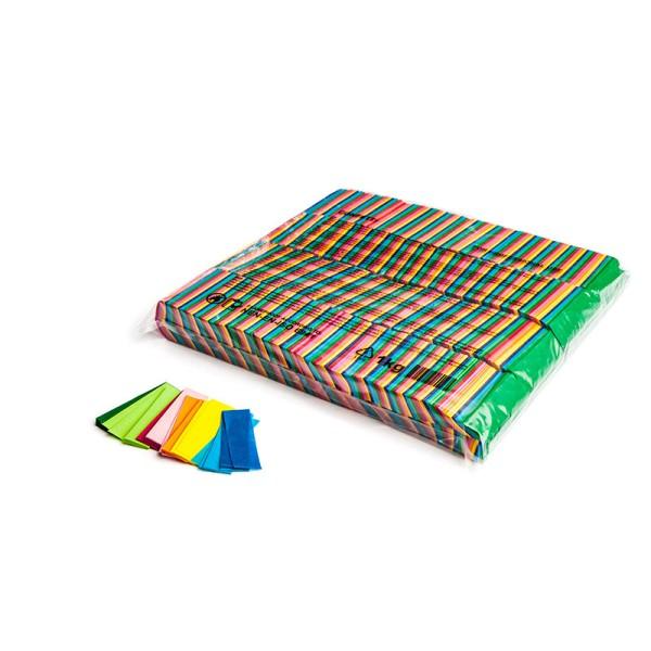 »slowfall« Konfetti Multicolor, 55x17mm, 1kg