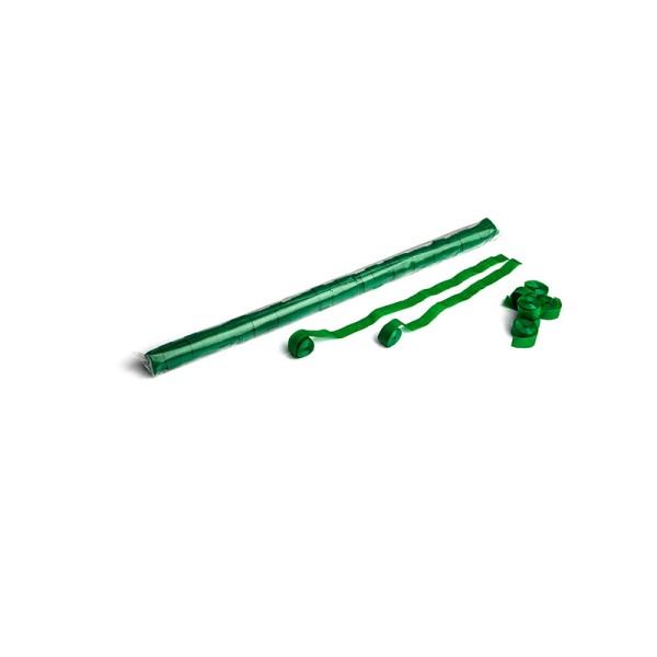 Luftschlangen/Streamer Grün, 15mm, 10m
