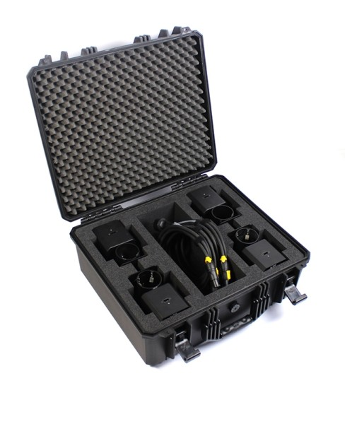 MAGIC FX, Case for 4 POWER SHOTS II