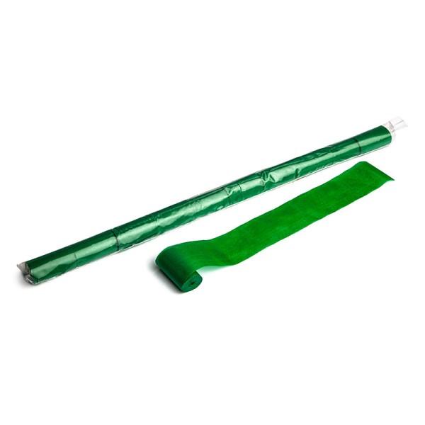 Luftschlangen/Streamer Grün, 50mm, 10m