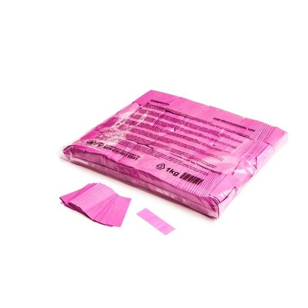 »slowfall« Konfetti Pink, 55x17mm, 1kg