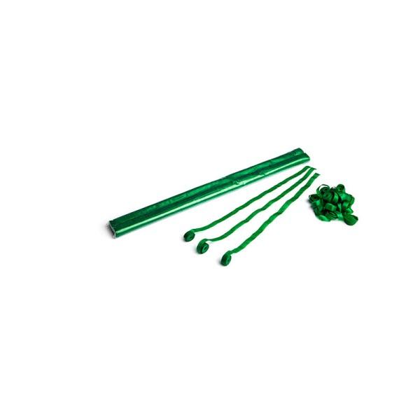 Luftschlangen/Streamer Grün, 8,5mm, 5m
